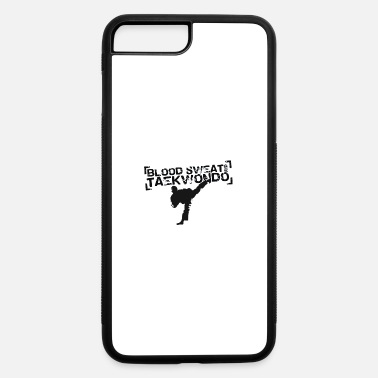 Taekwondo Taekwondo - iPhone 7 Plus/8 Plus Rubber Case