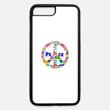 Global Global Peace - iPhone 7 Plus/8 Plus Rubber Case