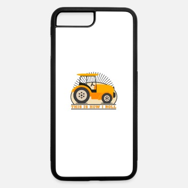 Farmer farmer - iPhone 7 Plus/8 Plus Rubber Case