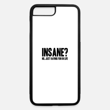 Strange strange - iPhone 7 Plus/8 Plus Rubber Case