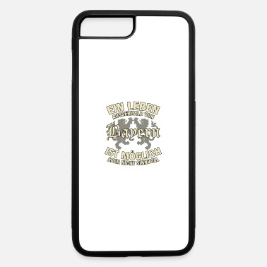 Bavaria bavaria - iPhone 7 Plus/8 Plus Rubber Case