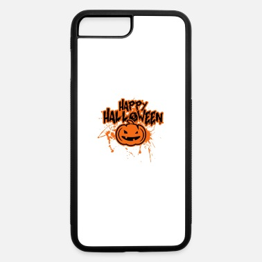 HALLOWEEN ORANGE - iPhone 7 & 8 Plus Case
