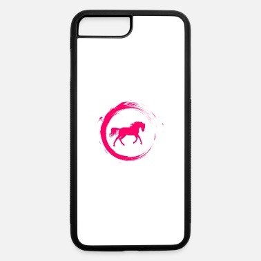 Hor Hors lady girl - iPhone 7 & 8 Plus Case