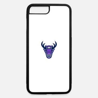 Stag Lacrosse Mascot - iPhone 7 & 8 Plus Case