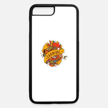 Cool Beauty Cool Beautiful Carnival - iPhone 7 & 8 Plus Case