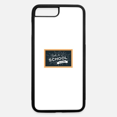 School Back To School Background - iPhone 7 & 8 Plus Case