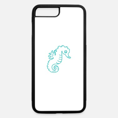 Poor Poor seahorse - iPhone 7 & 8 Plus Case