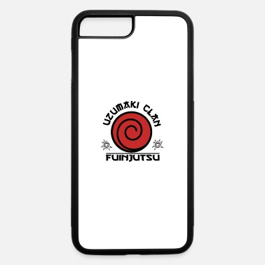 Clan Uzumaki clan - iPhone 7 Plus/8 Plus Rubber Case