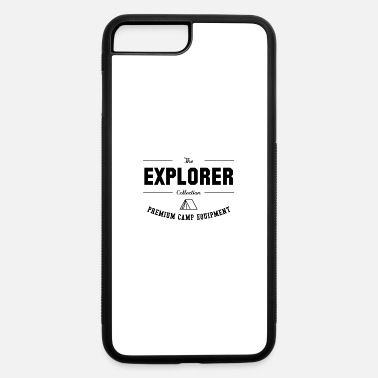 Collections The Explorer Collection - iPhone 7 Plus/8 Plus Rubber Case