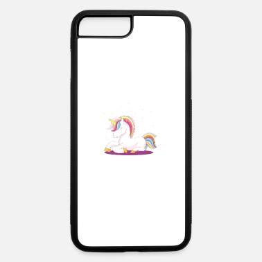 cute unicorn - iPhone 7 & 8 Plus Case