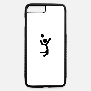 Volley Volley Ball Jump Shot - iPhone 7 Plus/8 Plus Rubber Case