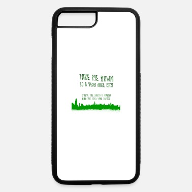 Misheard very nice city - iPhone 7 & 8 Plus Case