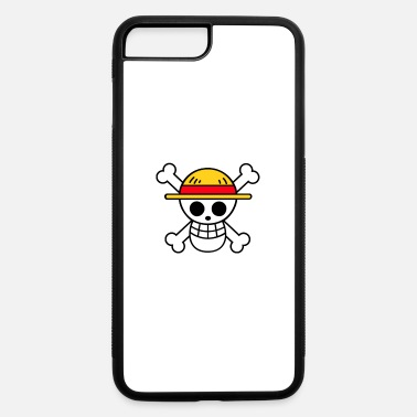Piece One piece (straw hat pirates flag ) - iPhone 7 & 8 Plus Case
