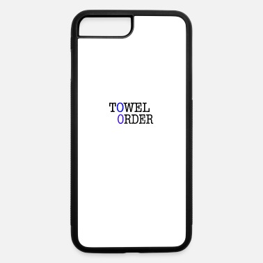 Towel TOWEL - iPhone 7 & 8 Plus Case