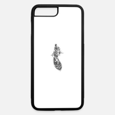 Silver Back Silver Surfer - iPhone 7 & 8 Plus Case
