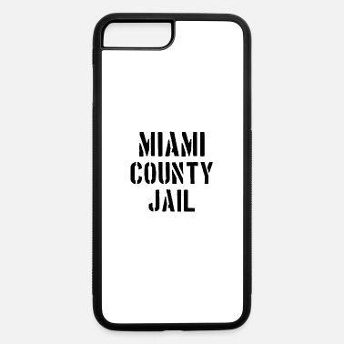 County Jail Miami County Jail - Flirida - USA - Prison - iPhone 7 & 8 Plus Case