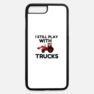 Mack Truck PLAY WITH TRUCKS - iPhone 7 & 8 Plus Case