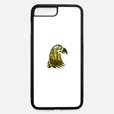 forest eagle - iPhone 7 & 8 Plus Case