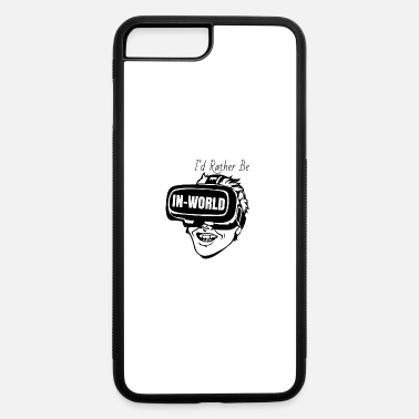 World IN WORLD - iPhone 7 & 8 Plus Case