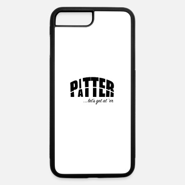 Patter Pitter Patter - iPhone 7 & 8 Plus Case