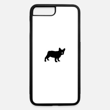 French Bulldog with hearth nose - iPhone 7 & 8 Plus Case