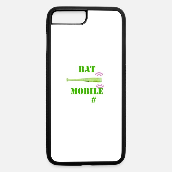 Search iPhone Cases - Bat Mobile - iPhone 7 & 8 Plus Case white/black