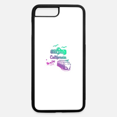 Surfing California - iPhone 7 & 8 Plus Case