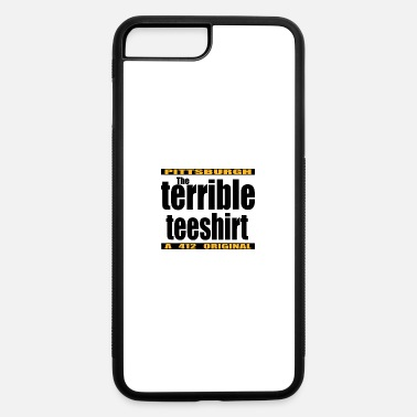 Steeler Pittsburgh Steeler Nation Terrible Towel Shirts - iPhone 7 & 8 Plus Case