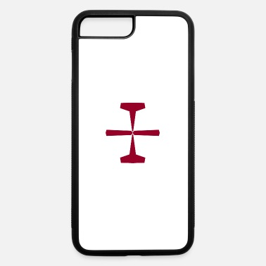 Swiss German Abstract Swiss - iPhone 7 & 8 Plus Case