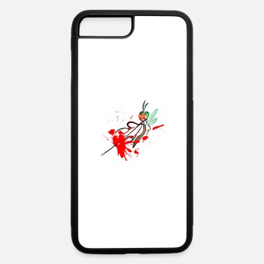 Bloody Bloody mosquito - iPhone 7 & 8 Plus Case