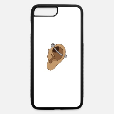 Jewelry Ear piercing - piercing - iPhone 7 & 8 Plus Case