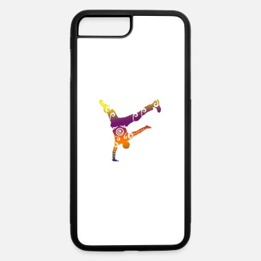 Dance Maori Breakdance Tribal Tattoo Funny Gift Idea - iPhone 7 & 8 Plus Case