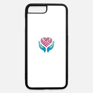 Heart Design Heart Design - iPhone 7 & 8 Plus Case