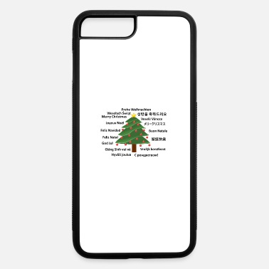 Advent Christmas tree merry christmas - iPhone 7 & 8 Plus Case