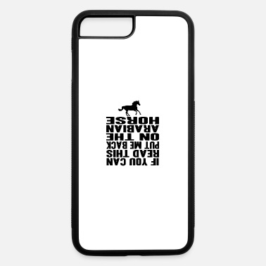 Stallion Arabian Horse - iPhone 7 & 8 Plus Case