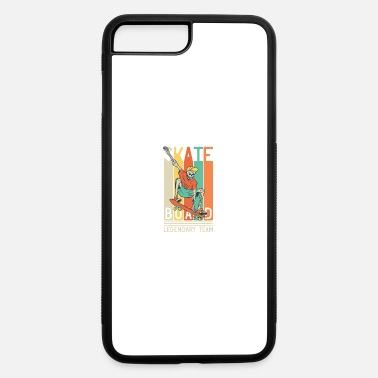 Longboard Skateboard legendary team - iPhone 7 & 8 Plus Case