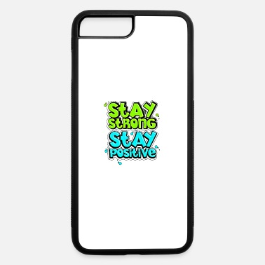 Happiness Positive Quote (8) - iPhone 7 & 8 Plus Case