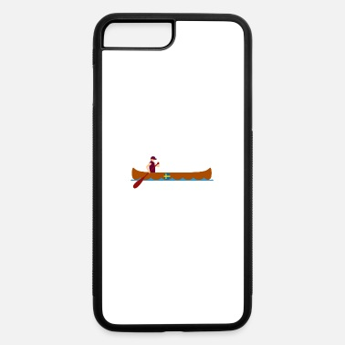 Norway Canoe Canoeing Sweden Funny Gift Idea - iPhone 7 & 8 Plus Case