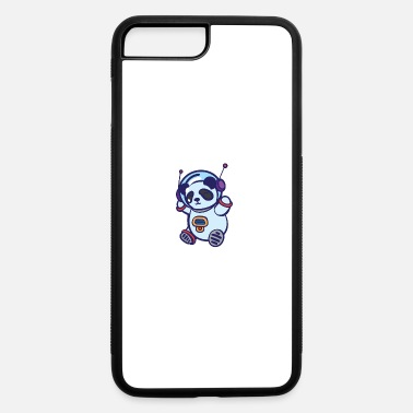 Spacesuit Panda in spacesuit - iPhone 7 & 8 Plus Case
