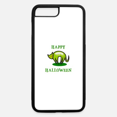 Grave Halloween - Pumpkin - Witch - Zombie - Dracula - iPhone 7 & 8 Plus Case