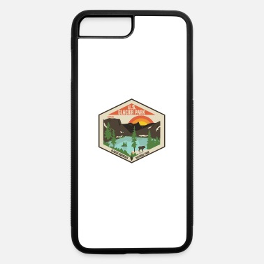 National Parks Glacier National Park - iPhone 7 & 8 Plus Case