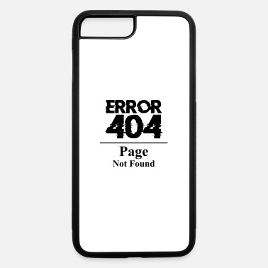 Programmemer Error 404 Page not found internet nerdgeek browser - iPhone 7 & 8 Plus Case