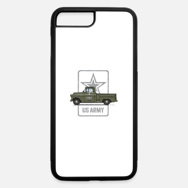 Set 55 57 Army 02 - iPhone 7 & 8 Plus Case