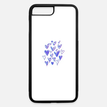 Bunch Of Hearts Bunch of Hearts (Vice) - iPhone 7 & 8 Plus Case