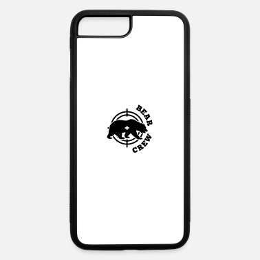 Wild Boar bear crew - iPhone 7 & 8 Plus Case