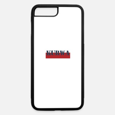 Polish Kurwa polish - iPhone 7 Plus/8 Plus Rubber Case
