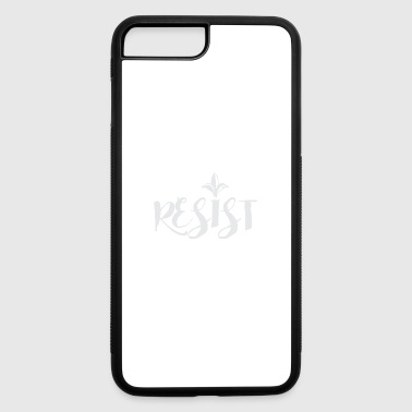 Demo Resistance Uprising Demo Occupy fight - iPhone 7 Plus/8 Plus Rubber Case