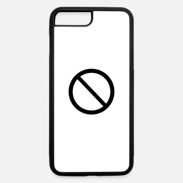 Warning Sign warning sign - iPhone 7 & 8 Plus Case
