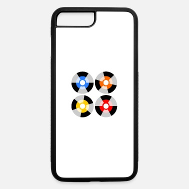 Vinyl vinyl record inspiration - iPhone 7 & 8 Plus Case