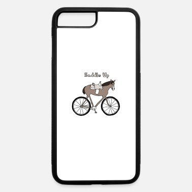 Saddle saddle up - iPhone 7 & 8 Plus Case